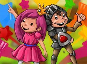 لعبة الاطفال الملوك