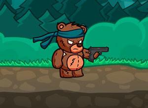 لعبة المقاتل تيدى