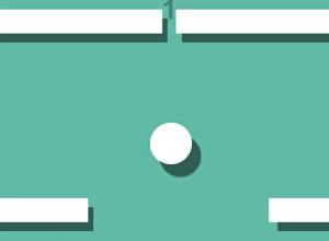 لعبة الكرة المعدنية القفازية