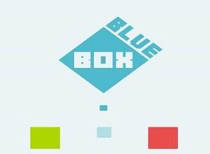 لعبة الصندوق الازرق
