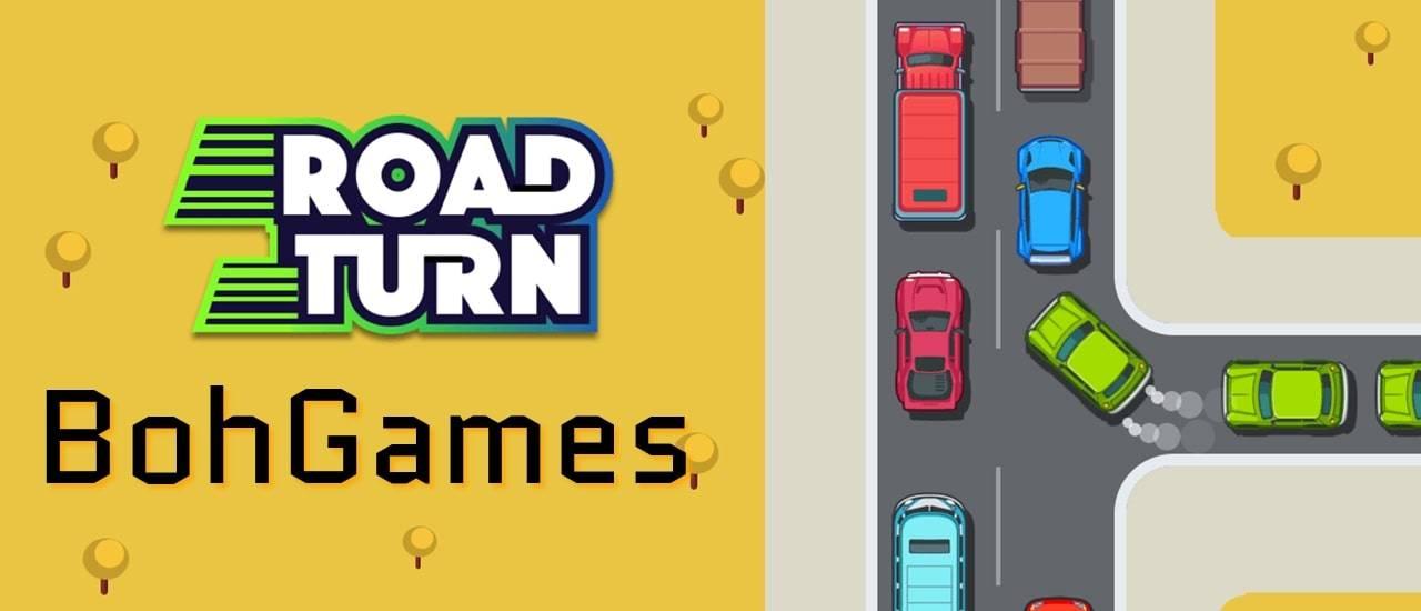 لعبة تنظيم المرور وتحريك السيارات