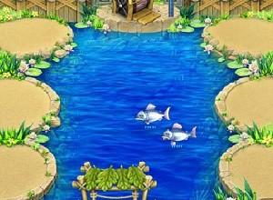 لعبة مزرعة السمك