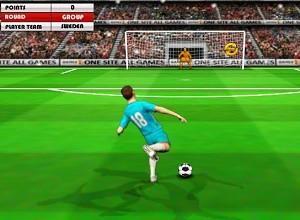 لعبة فاولات كرة القدم