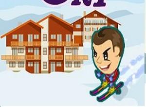 لعبة التزحلق علي الجليد
