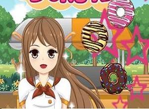 لعبة مطعم اعداد الحلويات