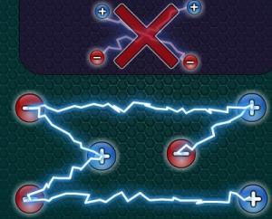 لعبة الدائرة الكهربائية