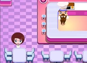 لعبة مطعم الحب