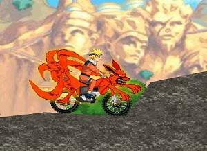 العاب دراجات ناروتو العجيبة