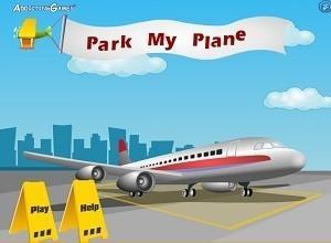 لعبة جراج الطائرات