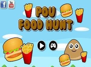 لعبة بو مطاردة الطعام