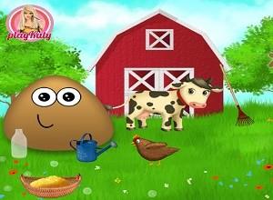 لعبة مزرعة بو السعيدة