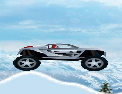لعبة رالي سيارات
