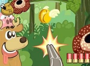 لعبة صيد حيوانات الغابة
