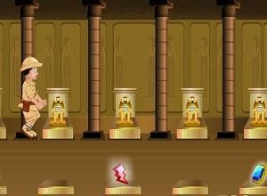 لعبة مغامرة سام المصري
