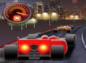 لعبة كأس سباق سيارات الغابة