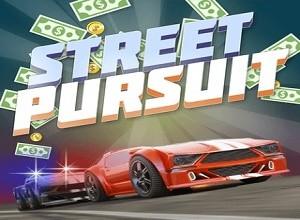 لعبة سباق السيارات و الهروب من الشرطة