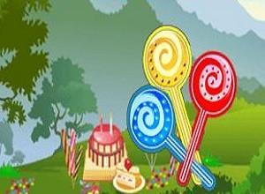لعبة كاندي الحلوي اللذيذة