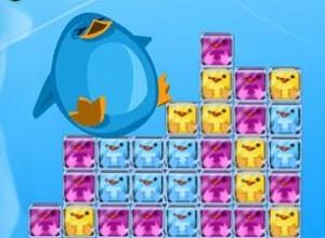 لعبة مغامرات البطريق الأزرق