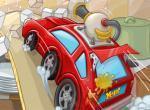 لعبة حرب سباق سيارات المطبخ