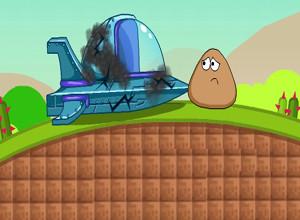 لعبة بو تصليح مركبة الفضاء