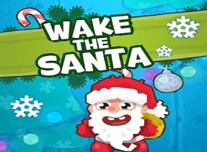 لعبة إيقاظ بابا نويل