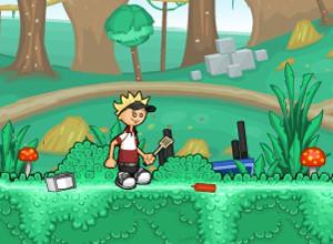 لعبة بانجر محارب الخضروات