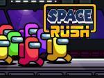 لعبة جري الفضاء ، شبيهة امونج اس للموبايل بدون تحميل 😱😱