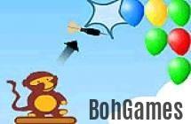 لُعْبَة البالونات
