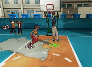 لعبة كرة السلة