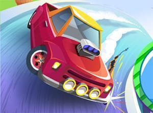 لعبة سيارات النيتروجين السريعة