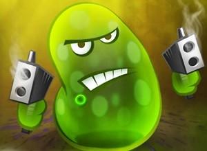 لعبة حرب المرض الهايج