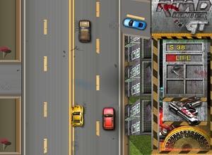 لعبة السيارة المهاجمة
