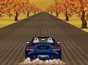 لعبة سيارات طريق الهلاك