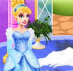 لعبة تنظيف منزل الأميرة.