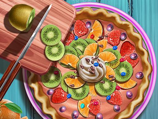 لعبة طبخ فطيرة الفواكه