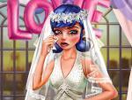 لعبة مكياج العروسة الغاضبة