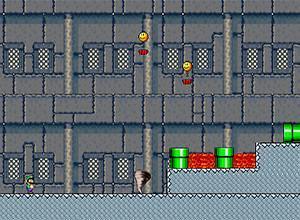 لعبة ماريو في خطر