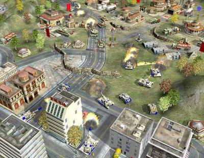 لعبة جنرالات الحرب
