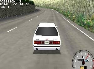 لعبة سيارات درايفر