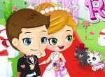 لعبة تجهيز قاعة الزفاف