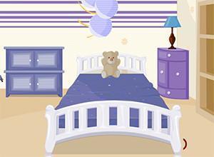 لعبة ديكور غرفة النوم مودرن