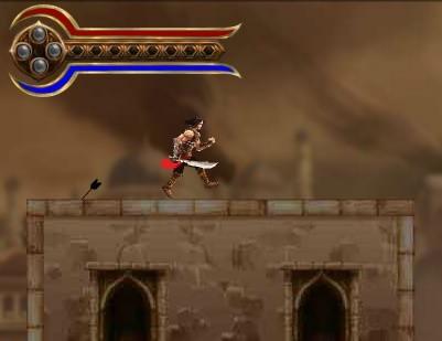 لعبة امير بلاد فارس