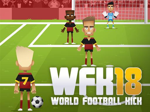 لعبة كرة قدم كأس العالم ٢٠١٨