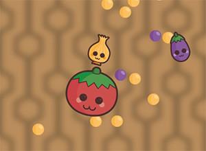 لعبة الطماطم الدوارة