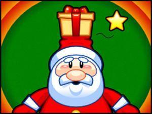 لعبة بيع هدايا الميلاد