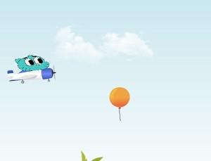 لعبة غامبول الطيار