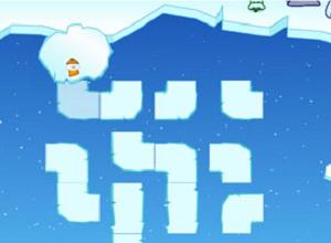 لعبة متاهة الثلج