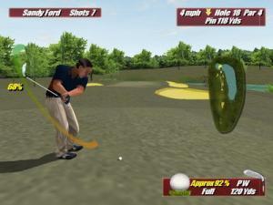 لعبة الجولف المدهشة