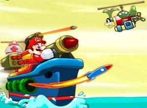 لعبة سفينة ماريو التوربيدو