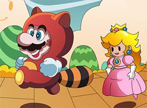 لعبة ماريو والاميره ايلوب